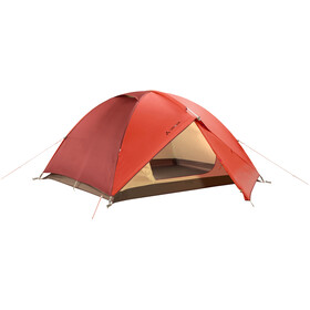 VAUDE Campo 3P Telt orange